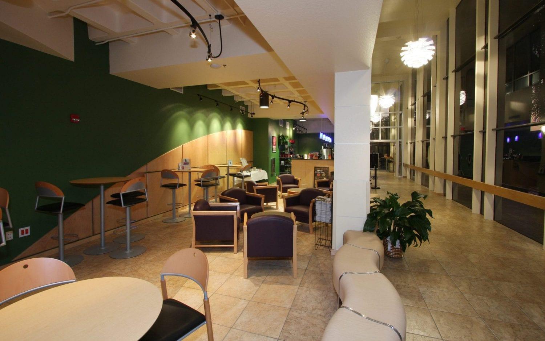 Rush Coffee Shop